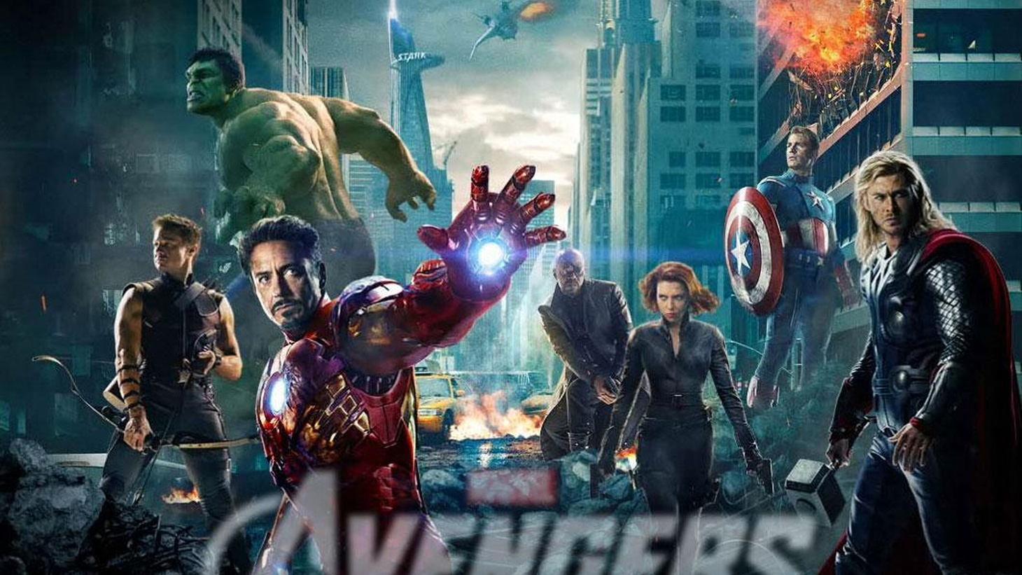 """What if Marvel gave a party and everybody came? Joe Morgenstern on Joss Whedon's """"fitfully enjoyable convocation of Marvel's comic book superheroes..."""""""