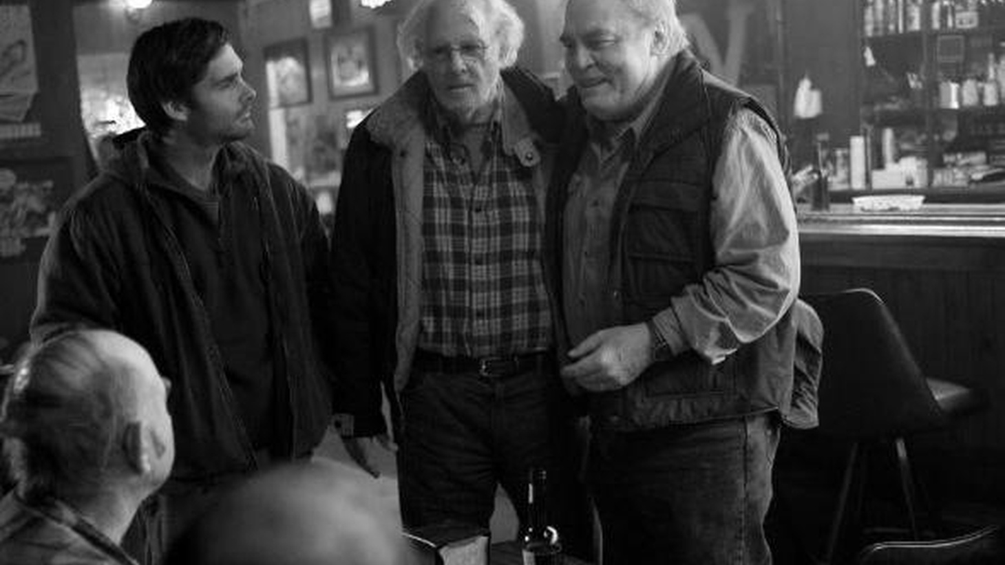 It was feast or feast at this year's 40th anniversary Telluride Film Festival, just one terrific movie after another...