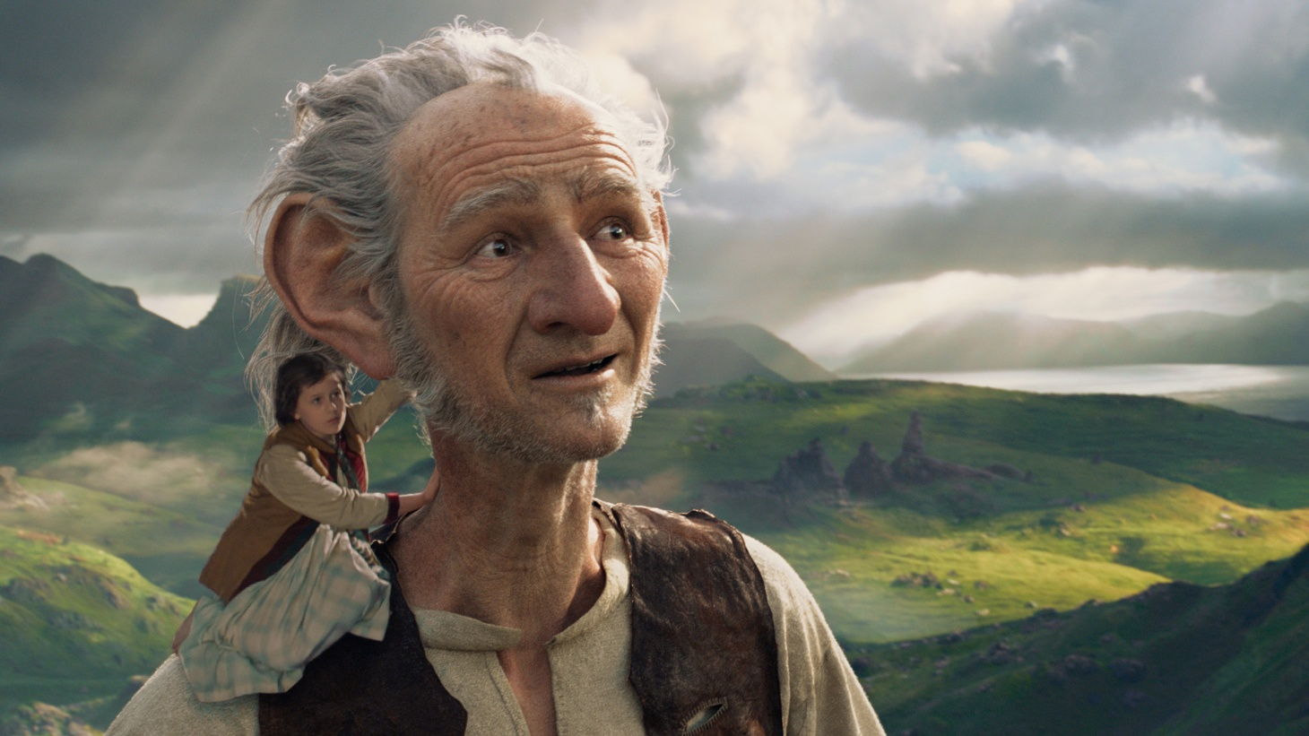 Spielberg uses digital wizardry to throw spectacular dreams of friendship and adventure on the big screen.