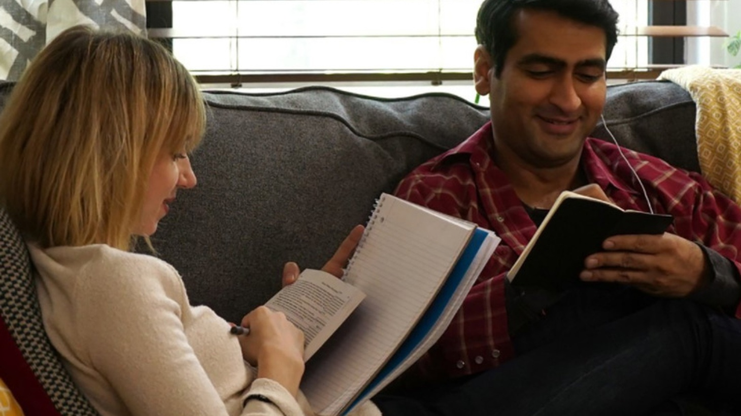 Maybe the title of The Big Sick could be improved, but everything else conspires to make this romantic comedy a cockeyed classic. It's hilariously hyperverbal, yet wonderfully heartfelt.