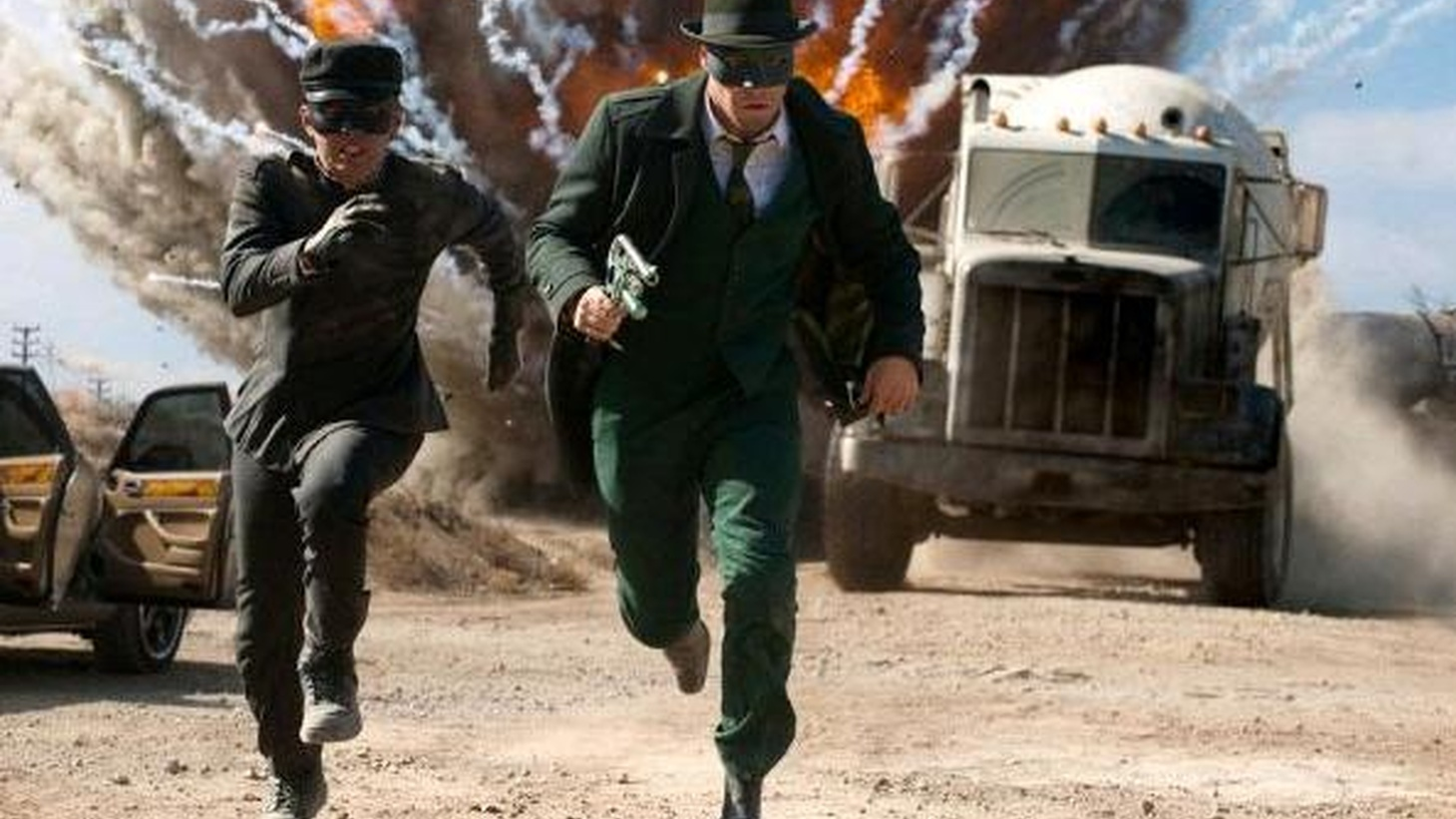 The Green Hornet may not be the end of movies as we know them, though the people who made this atrocity were certainly in there trying. The question -- which amounts to an industrial mystery -- is trying to do what?
