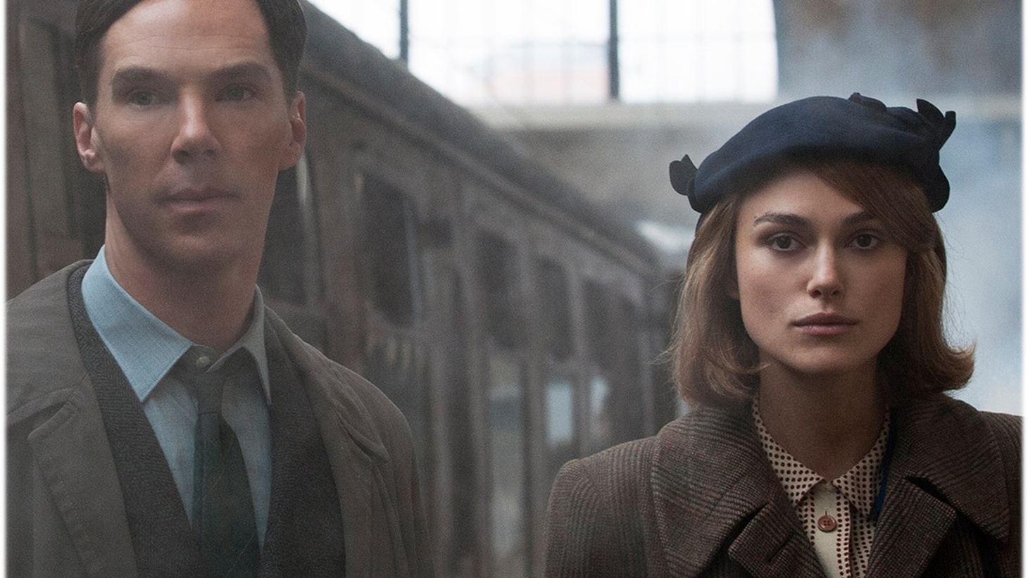 The Imitation Game, with Benedict Cumberbatch in full cry, summons up a life that changed modern history.