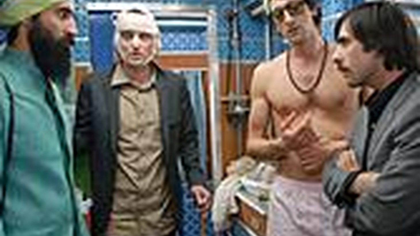 Joe Morgenstern, film critic for the Wall Street Journal, reviews The Kingdom and The Darjeeling Limited.