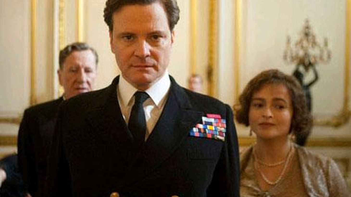 The King's Speech is one of the most pleasurable movies to come along in years. The pleasure starts with two magnificent performances: Colin Firth as King George VI, who's afflicted by a terrible stutter, and Geoffrey Rush as an unorthodox Australian speech therapist... 
