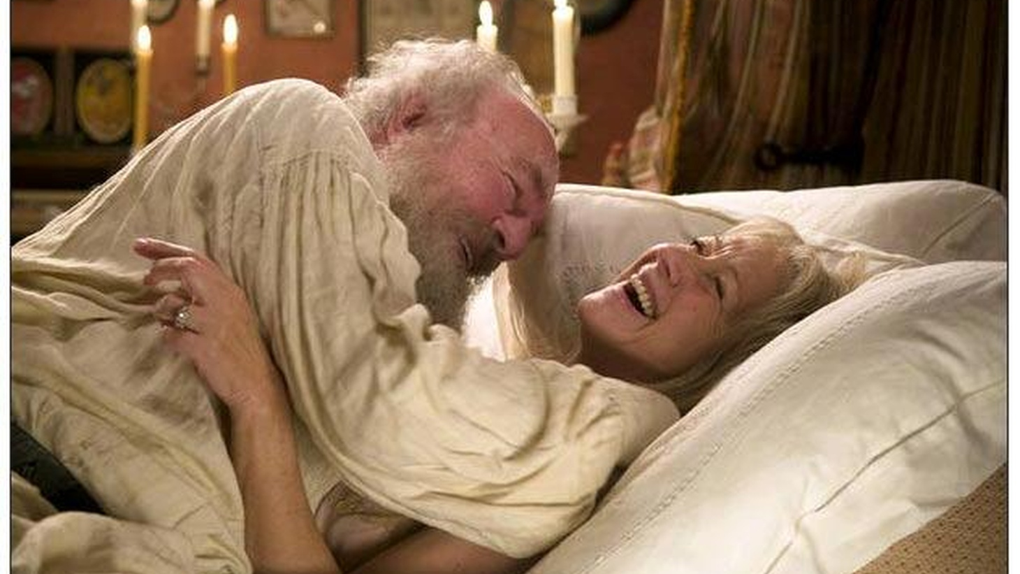 """The Last Station is Michael Hoffman's evocation of the last years of writer Leo Tolstoy. It's a """"seduction that draws us into a vanished world where Count Leo Tolstoy and his wife of 48 years, countess Sofya come to life in a match pair of magnificent performances by Christopher Plummer and Helen Mirren."""""""