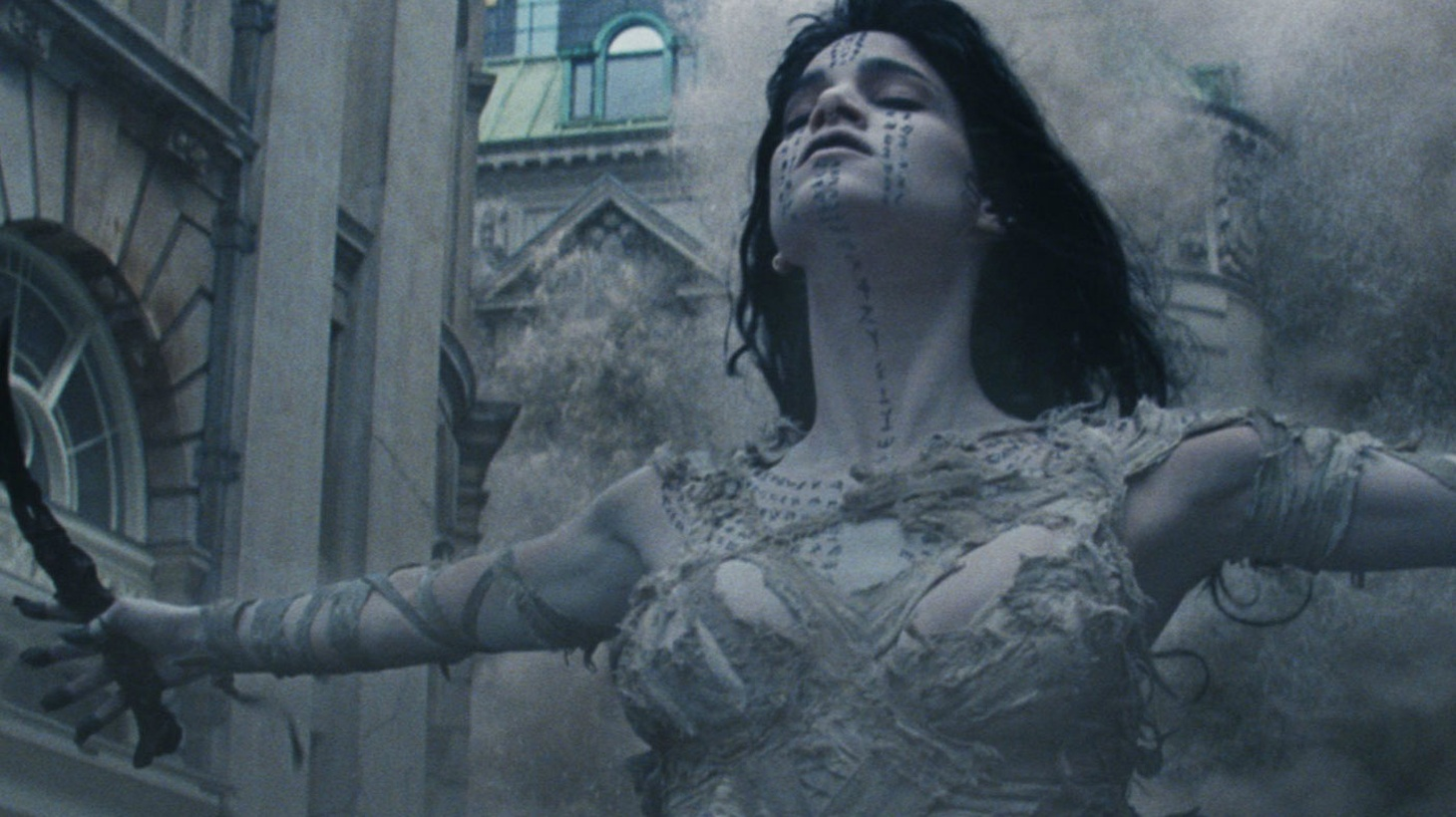 """""""The Mummy"""" goes beyond defying comprehension. It's truly incomprehensible, and I have some questions about it."""