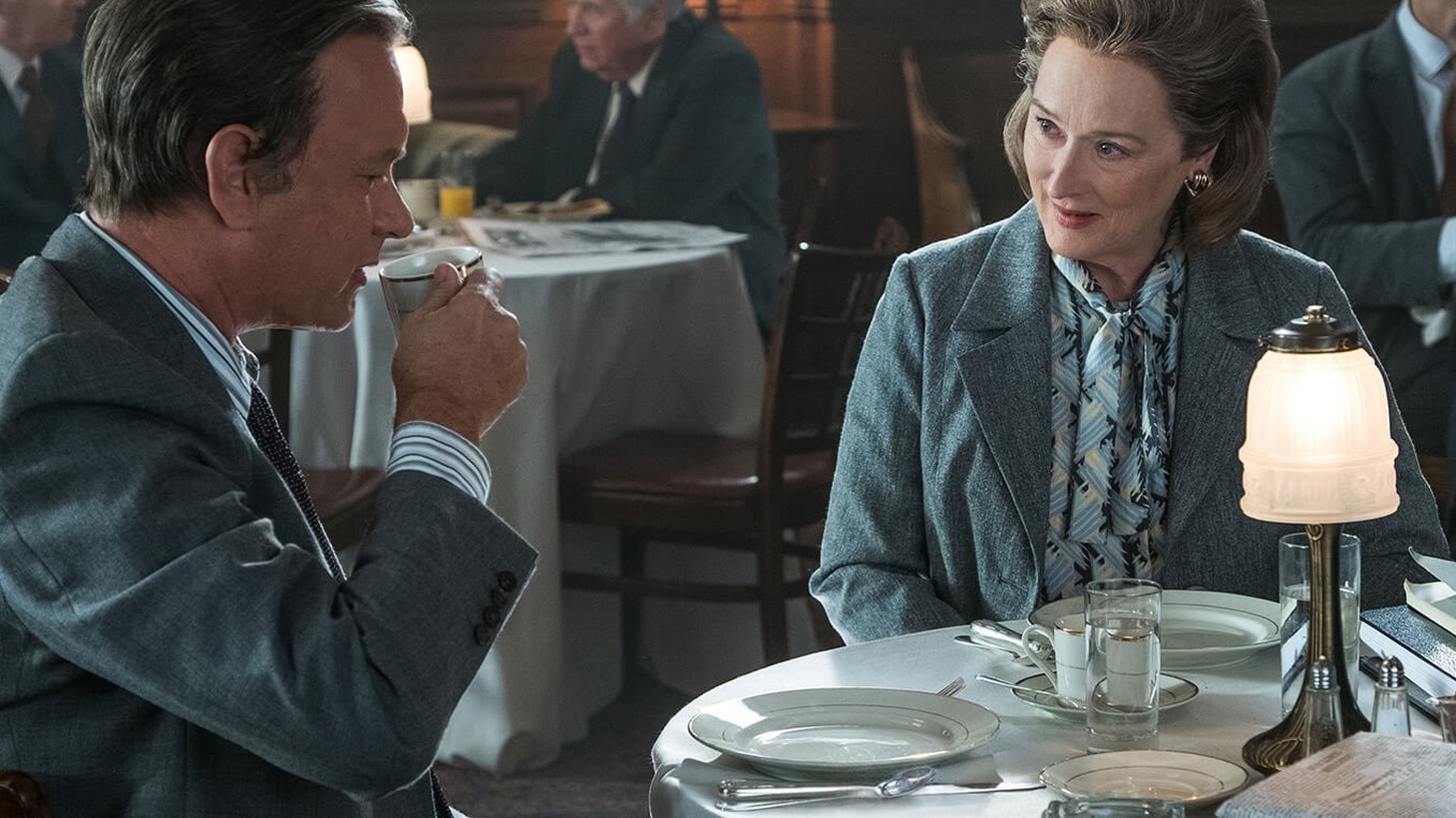 The most important movie opening this holiday season is The Post.
