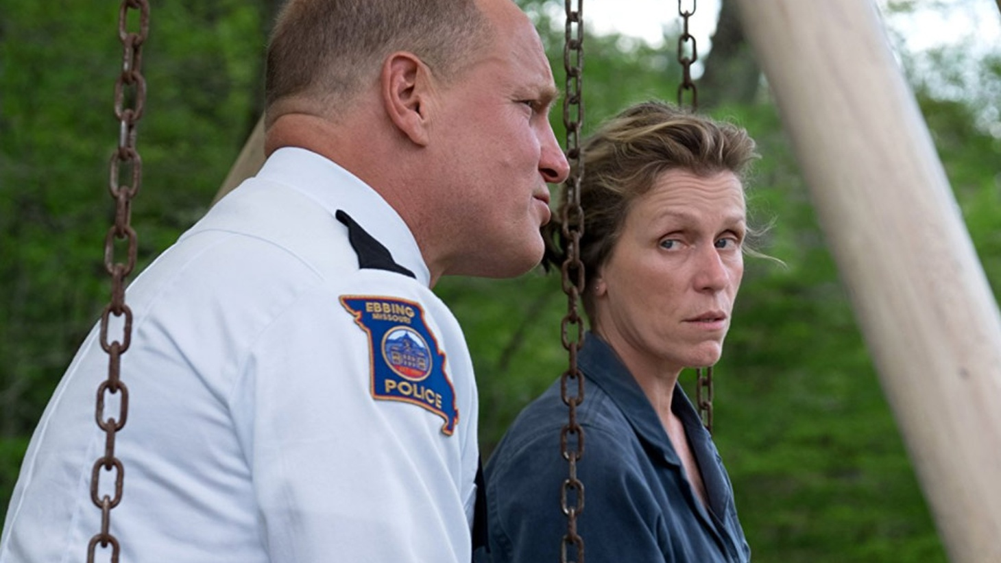 Three Billboards Outside Ebbing, Missouri is darkly comic, blazingly profane, flat-out hilarious and often violent, not to mention flippant, tender, poetic and profound.