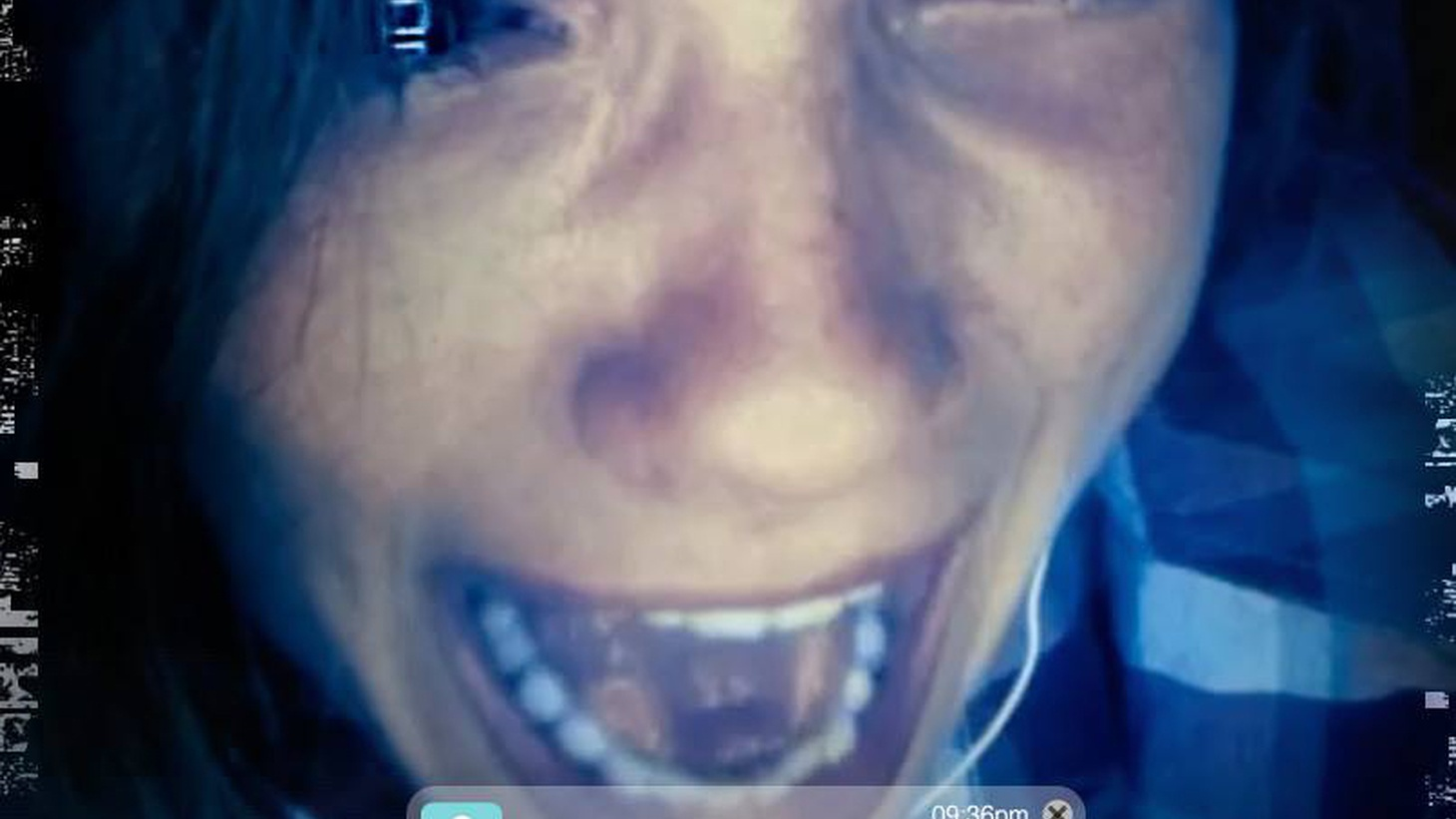 Unfriended is a micro-budget horror film played out entirely one high school girl's laptop.
