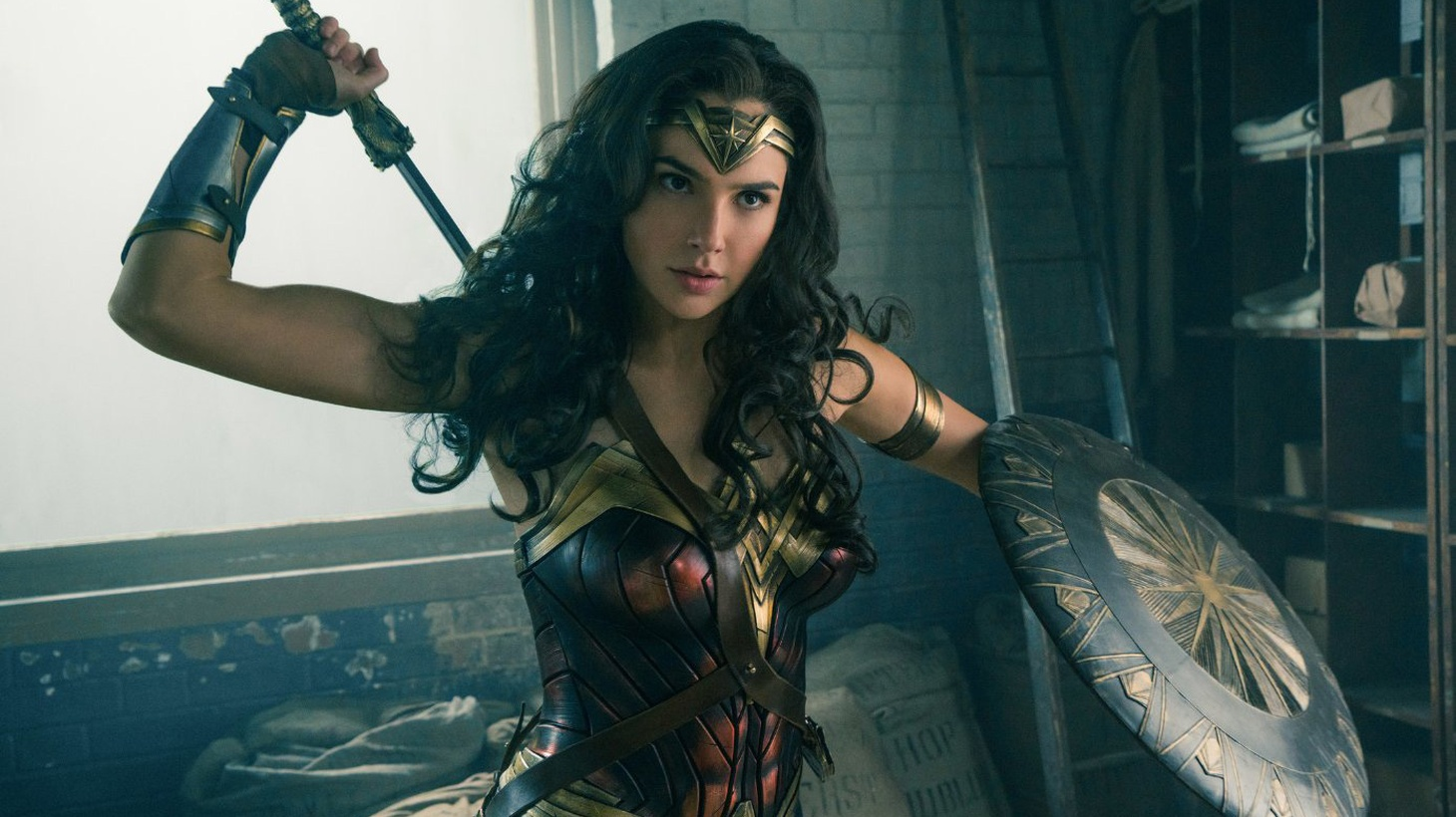 Wonder Woman puts the super back in movie heroism, and the Woman herself, as played by Gal Gadot, is the dazzling embodiment of female empowerment.