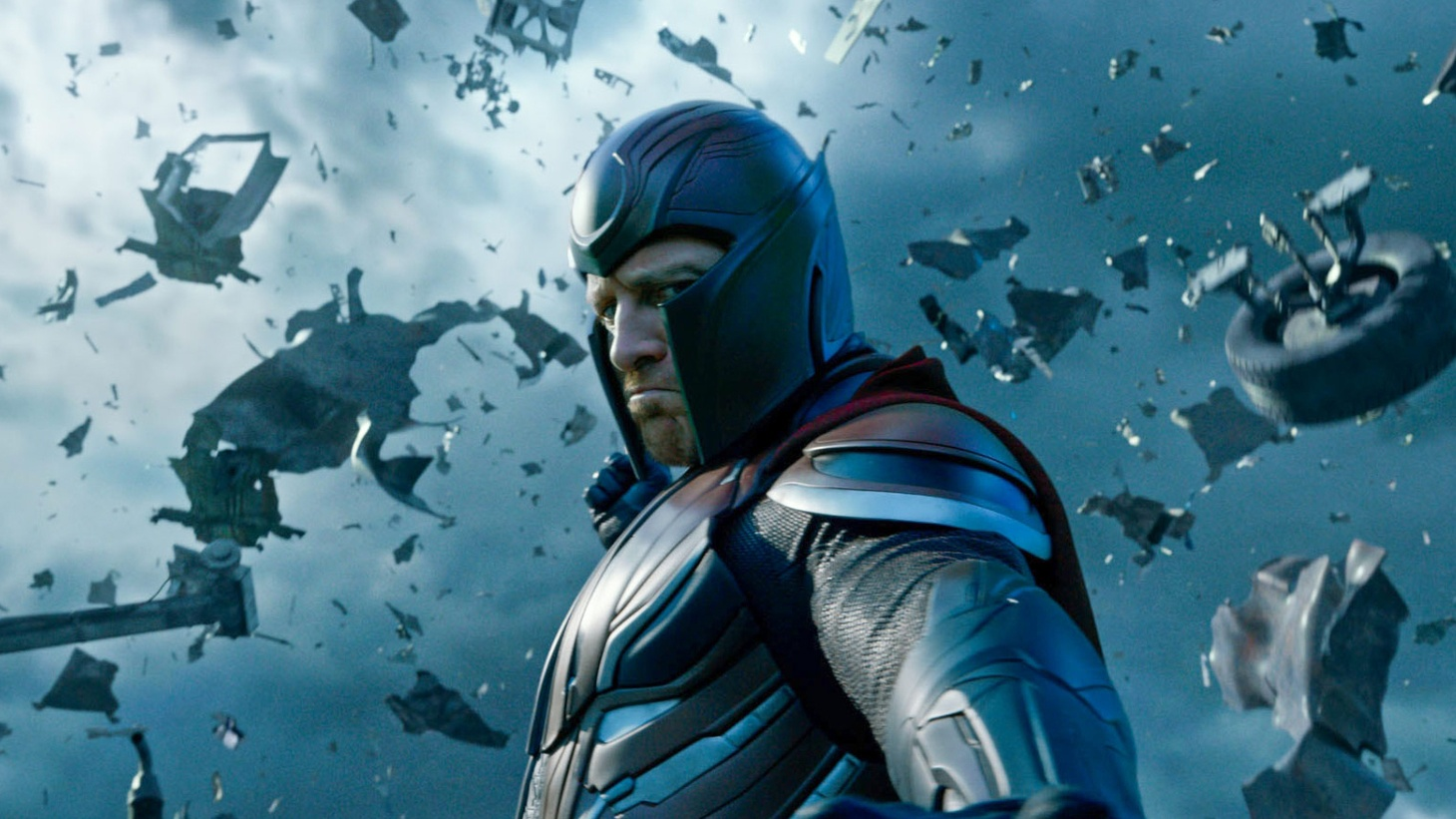 Enormous going on keep going on, and on, in X-Men: Apocalypse. It's a collection of explosions, eruptions and conflagrations that looks like the implosion of a franchise. This is disappointing, but also surprising.