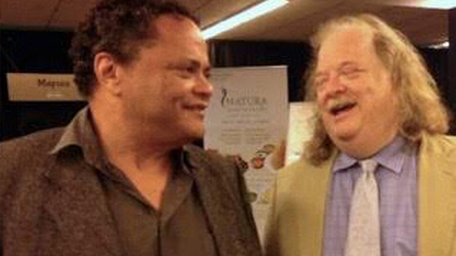 Journalist Jervey Tervalon remembers his long friendship with late food critic Jonathan Gold in a poem.