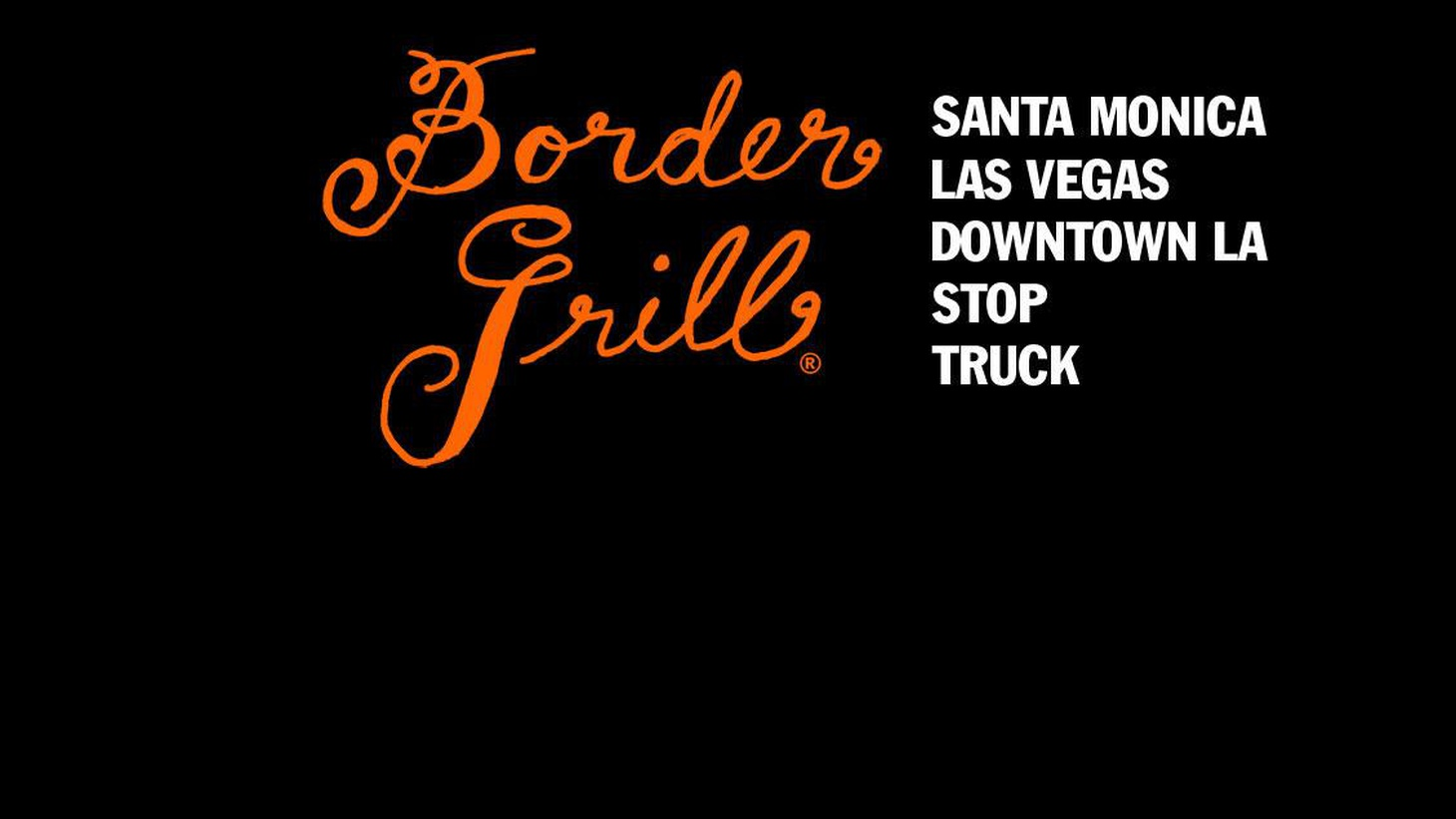Jonathan Gold reviews Border Grill, which just opened a new branch in the old Ciudad space in Downtown LA. Jonathan likes their cochinita pibil, the chile rellenos, carnitas and the goat milk cajeta flan.
