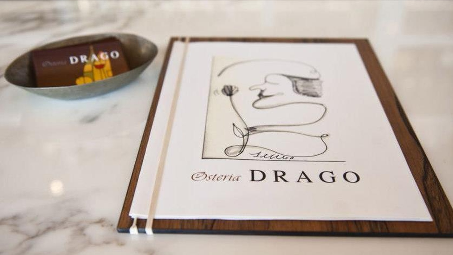 Jonathan Gold visits Osteria Drago located on the Sunset Strip in West Hollywood.