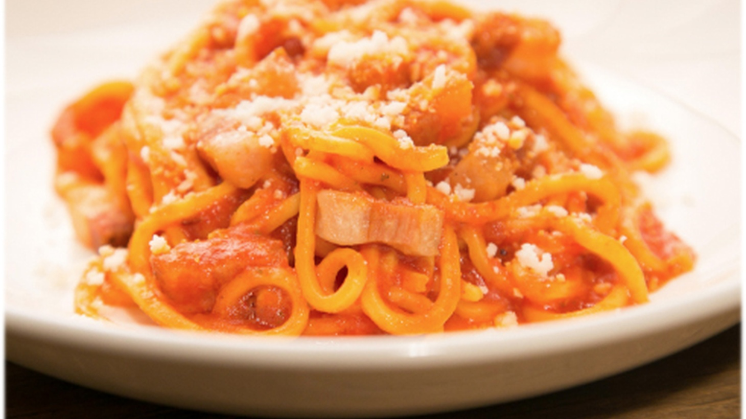 Jonathan Gold is hesitant to admit that the best spaghetti all'amatriciana in Los Angeles is served at a Santa Monica fast-casual eatery.