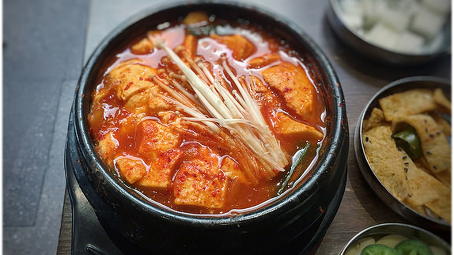 The Pyeongchang Olympics gave millions of viewers a glimpse into Korean culture and food. If you live in LA, enjoying both these things first hand isn't hard.
