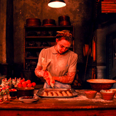 In some of Jonathan Gold's favorite culinary-centric films, food isn't always as it seems.