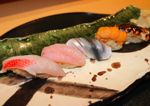 Jonathan Gold tries the exquisite sushi at Shiki Beverly Hills