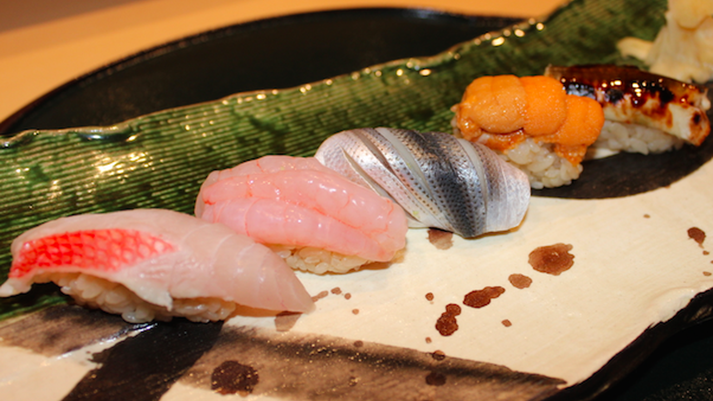 Chef Mori Onodera is serving up remarkable omakase to his loyal following of sushi aficionados.