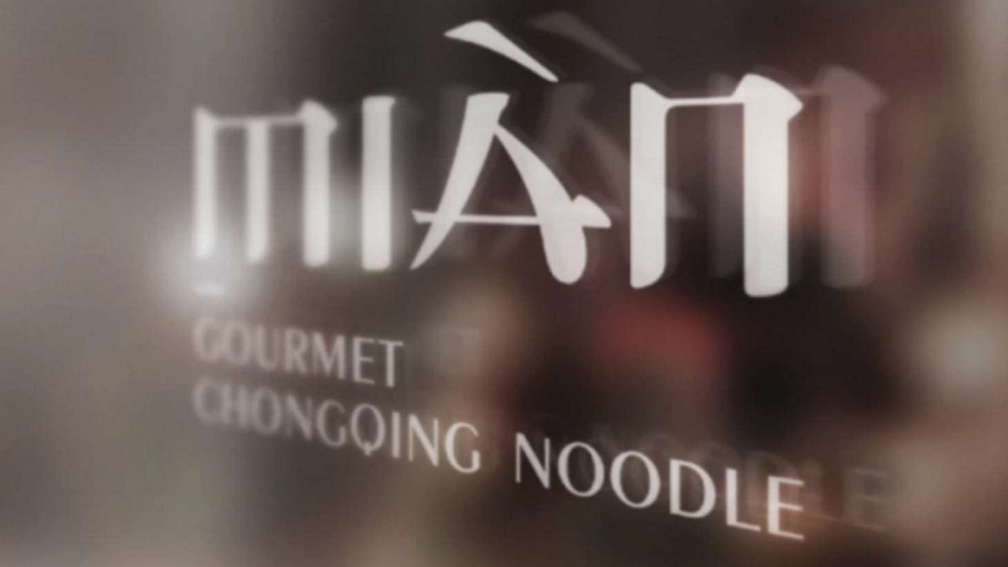 Jonathan Gold   takes us to  Miàn, a new Sichuan noodle house opened by Tony Xu in San Gabriel.
