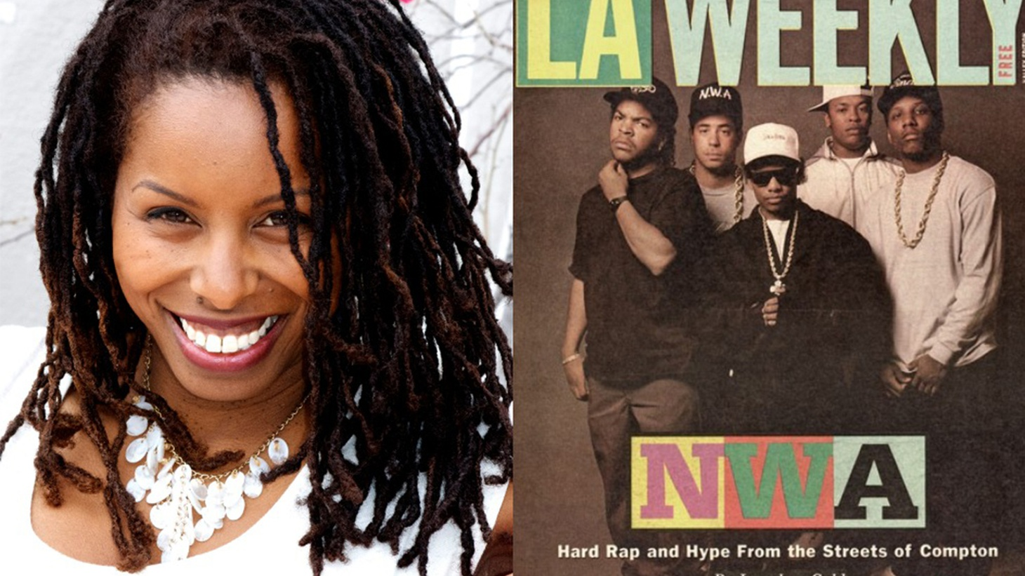 Before Jonathan Gold became the voice of LA's culinary scene, he was a music writer. Eater's Mona Holmes recalls Gold's 1989 LA Weekly feature on N.W.A.