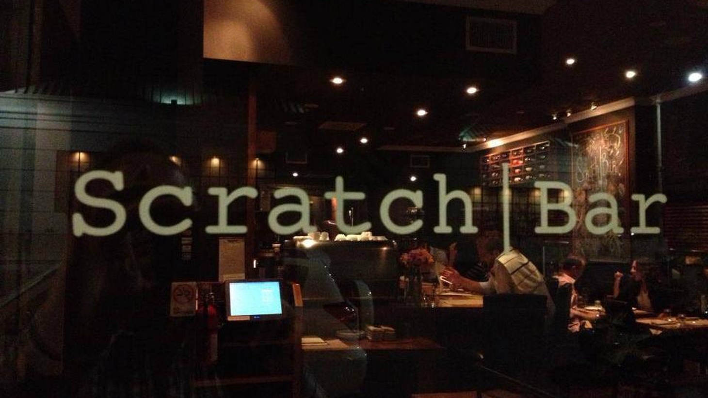 """Jonathan GoldcallsScratch Bara """"hyper-modern gastropub"""" in Beverly Hills that's serving up dishes with quirky presentation."""
