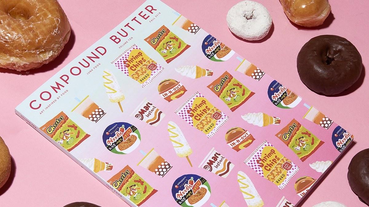 Compound Butter Magazine