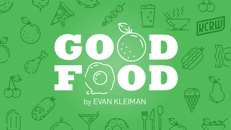Evan Kleiman's recipe involves poached chicken.