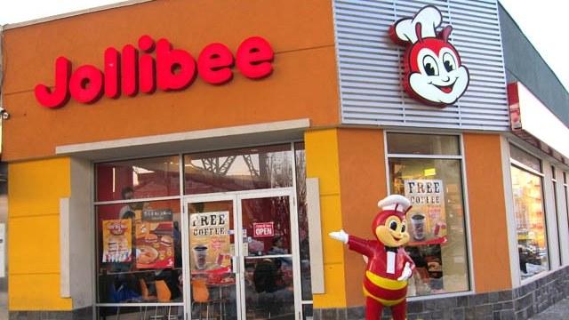 Jollibee. A Filipino fast food chain.
