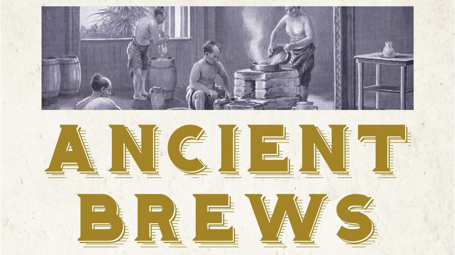 """Pat McGovern is a biomolecular archaeologist who's particularly interested in what the ancients drank. He's written a book on the subject, called """"Ancient Brews."""""""