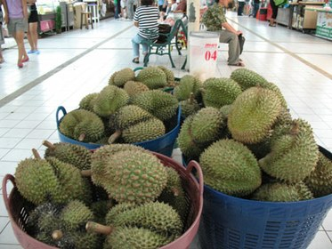 Durian Whole