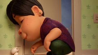 """Director Domee Shi explores the ups and downs of the parent-child relationship in Disney Pixar's new short """"Bao,"""" which opened in theaters on June 15, 2018, in front of """"Incredibles 2."""""""