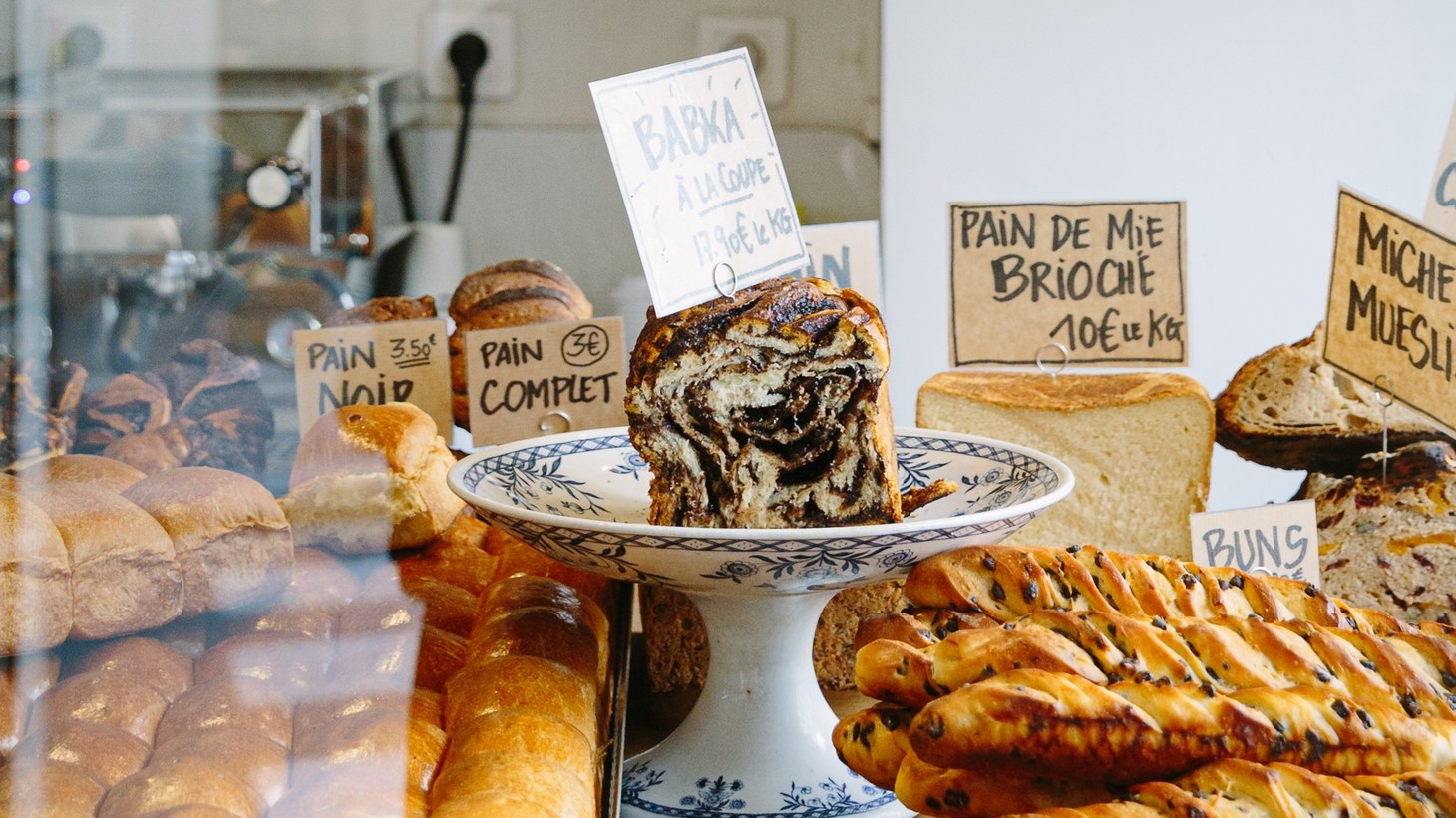 """Maimiche is a female-owned bakery in Paris that opened a second location last year. Lindsey Traumuta writes about the rise of female-owned businesses and the role of women in France in her book, """"The New Parisienne."""""""