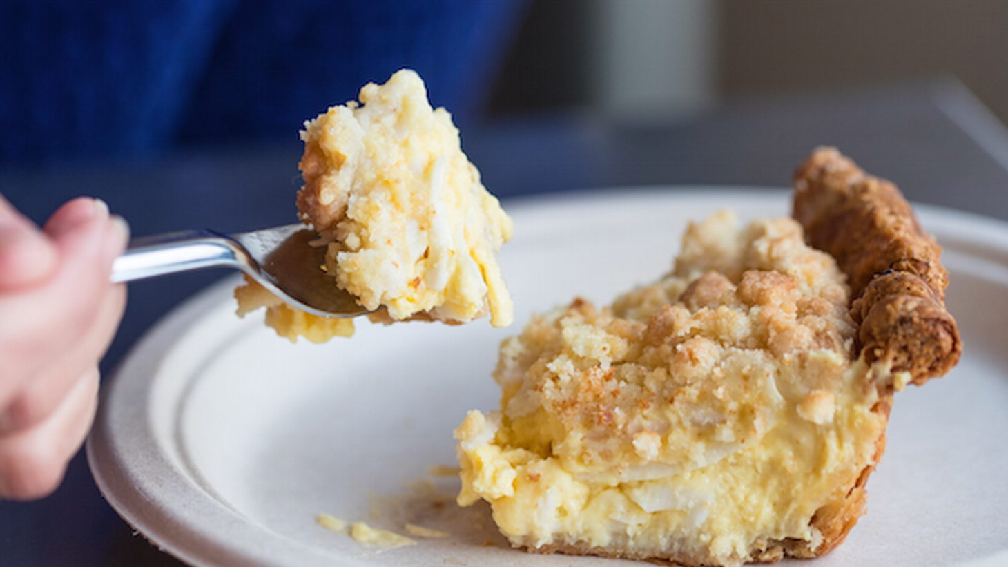 What's the best slice of pie in LA? Pie Contest judge Isa Fabro and reporter Abbie Fentress Swanson are on the hunt. Rhubarb is a favorite pie filling, but its sweetness isn't always easy to coax out. Jonathan Gold reviews Native in Santa Monica.