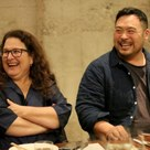 Announcing the judges for KCRW's 10th annual Pie Contest!