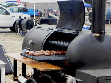 BBQ on the Smoker