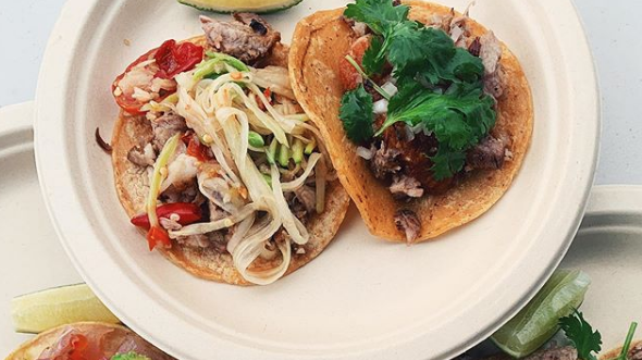 "Justin Pichetrungsi's Thai Taco Tuesdays became one of this year's must-have takeout items. Pichetrungsi shared how his family's restaurant is faring during the pandemic in a segment of the Good Food series, ""In the Weeds."""