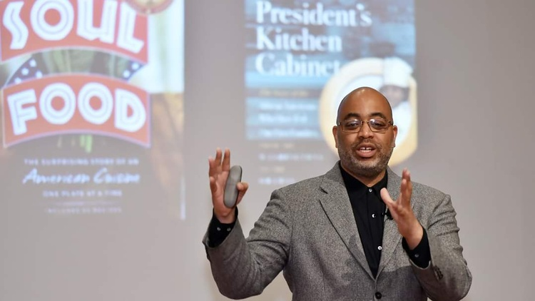 Historian and author Adrian Miller has studied how food can be weaponized to create stereotypes and stigmatize certain communities.