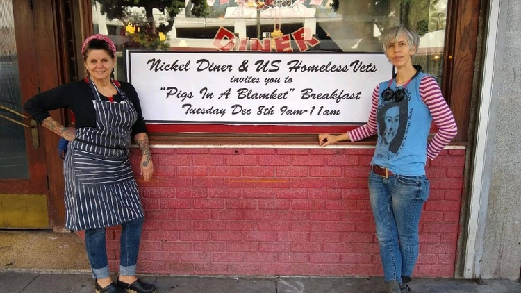 """For this week's installment of """"In the Weeds,"""" Monica May describes the renovated diner that she and her business partner, Kristen Trattner, opened in 2008 during the last economic…"""