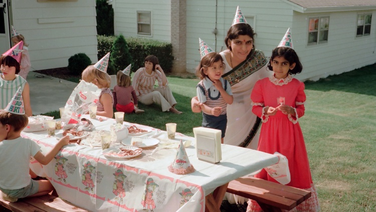 """In his book """" Bollywood Kitchen ,"""" Sri Rao tells the story of his family immigrating to suburban Pennsylvania, their assimilation, and the role that Bollywood films played in his life,…"""