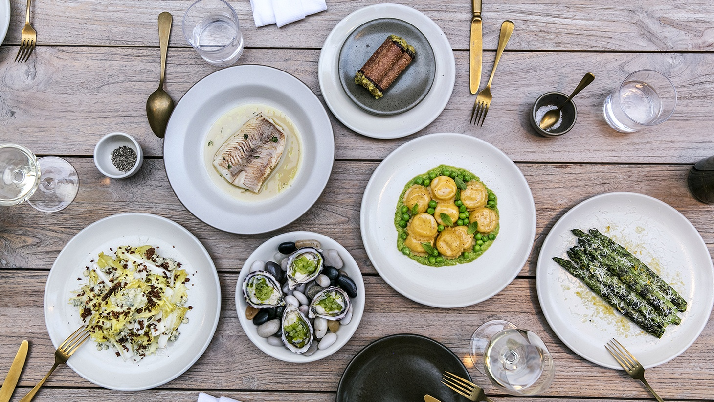 Bill Addison visits Alameda Supper Club at The Manufactory to see whether the restaurant delivers on its promise of elevated Cal-Italian dining.