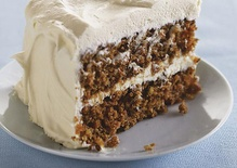 Carrot Cake Smackdown; Kitchen Incubators; Recipes after Katrina