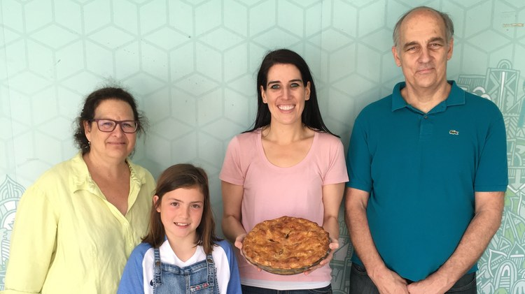 Catching up with the 2018 Pie Contest winners