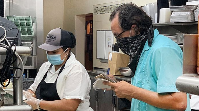 Gustavo Arellano is back to highlight the flour and corn tortillas still standing in this year's Tortilla Tournament.