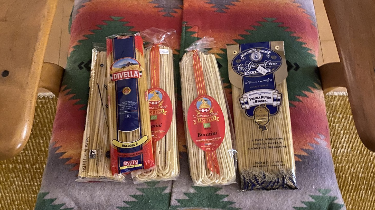 Rachel Handler's investigation of the bucatini shortage of 2020 led her to reach out to the National Pasta Association and De Cecco.