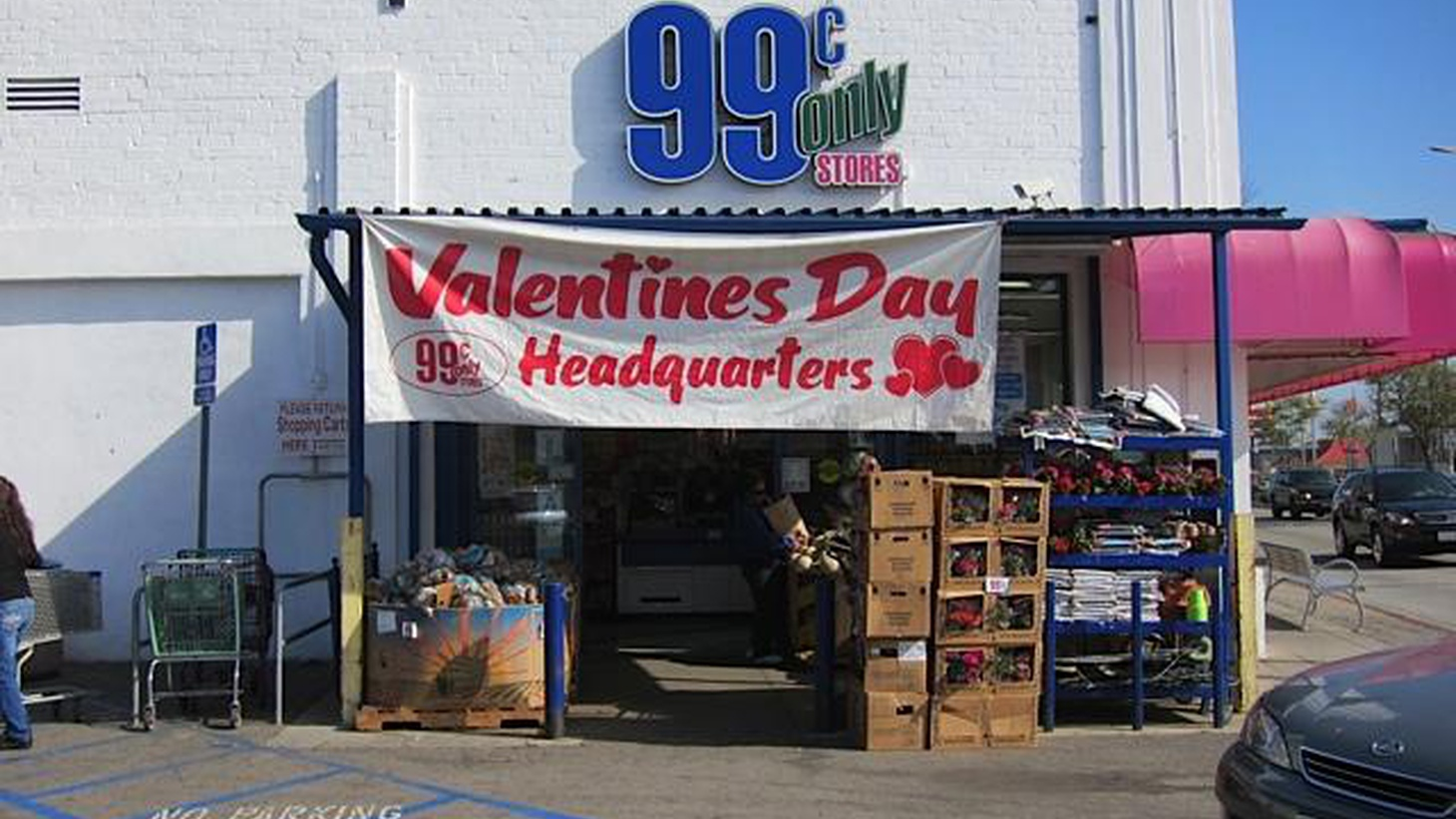 Three food lovers share their ideas for celebrating Valentine's Day. One chooses chocolate roses from the 99¢ Store, another opts for beef heart tartare.