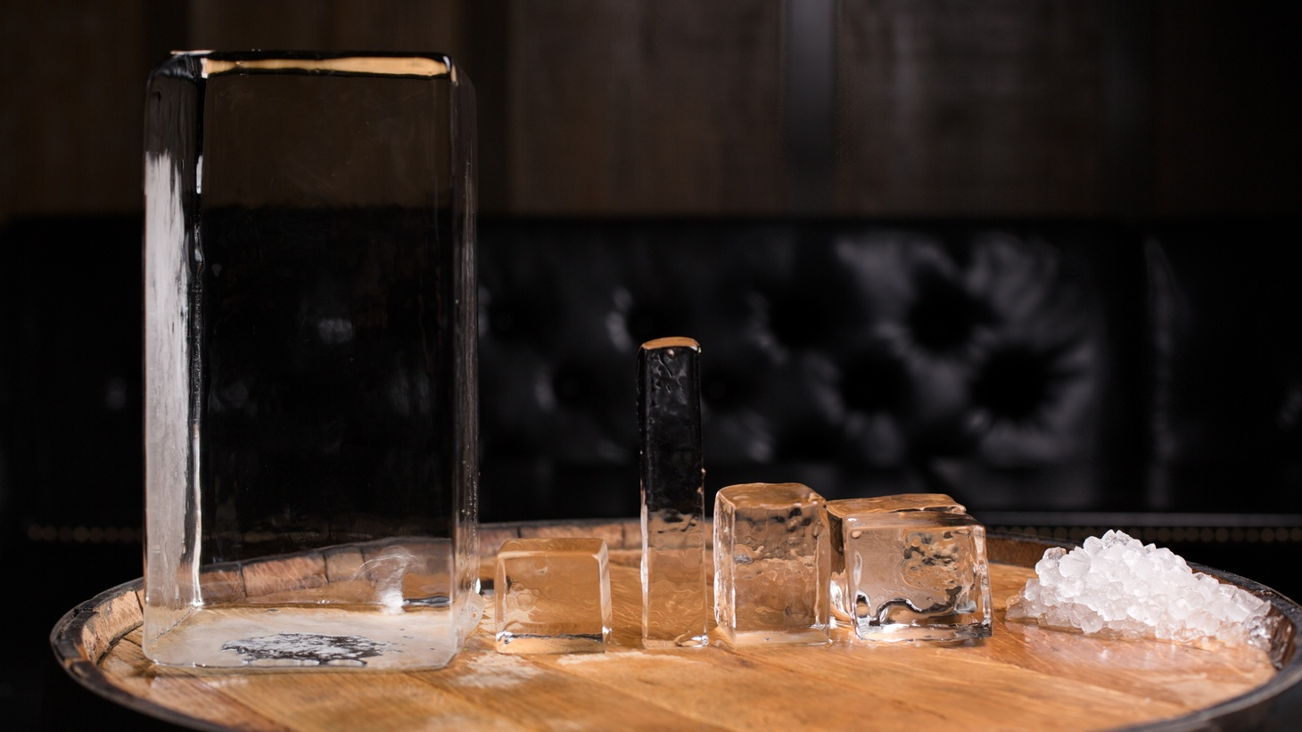 "Next time you have a cocktail with crystal clear ice in Los Angeles, make a toast to Eric Alperin of The Varnish. His memoir is ""Unvarnished."""