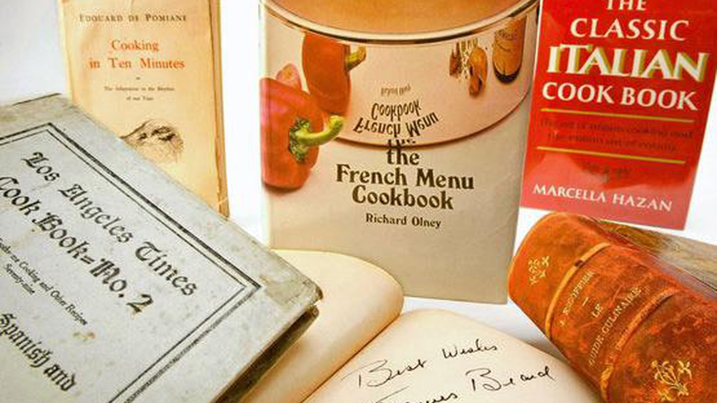 Does it matter who authors a cookbook if the recipes work? Discover the secret life of a cookbook ghostwriter. Plus, soda versus pop, a linguist explains.