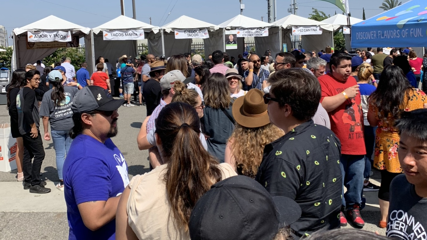 Food festivals are soaring in popularity. But are they good for chefs?