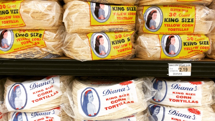 Meet Diana Magaña, the face that launched a million tortillas